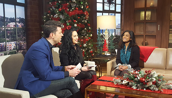 Roshini talks holiday party and gift etiquette on ABC Minneapolis