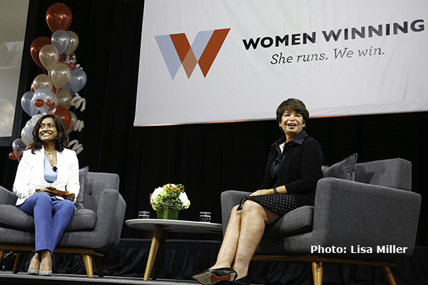 roshini and valerie jarrett